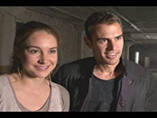 Shailene Woodley: My Armpits Turn Theo James On
