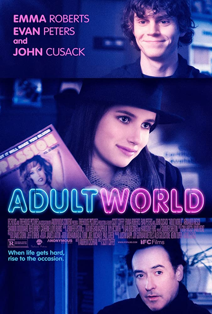 Adult World 2014 720p WEB-DL 300MB Movies