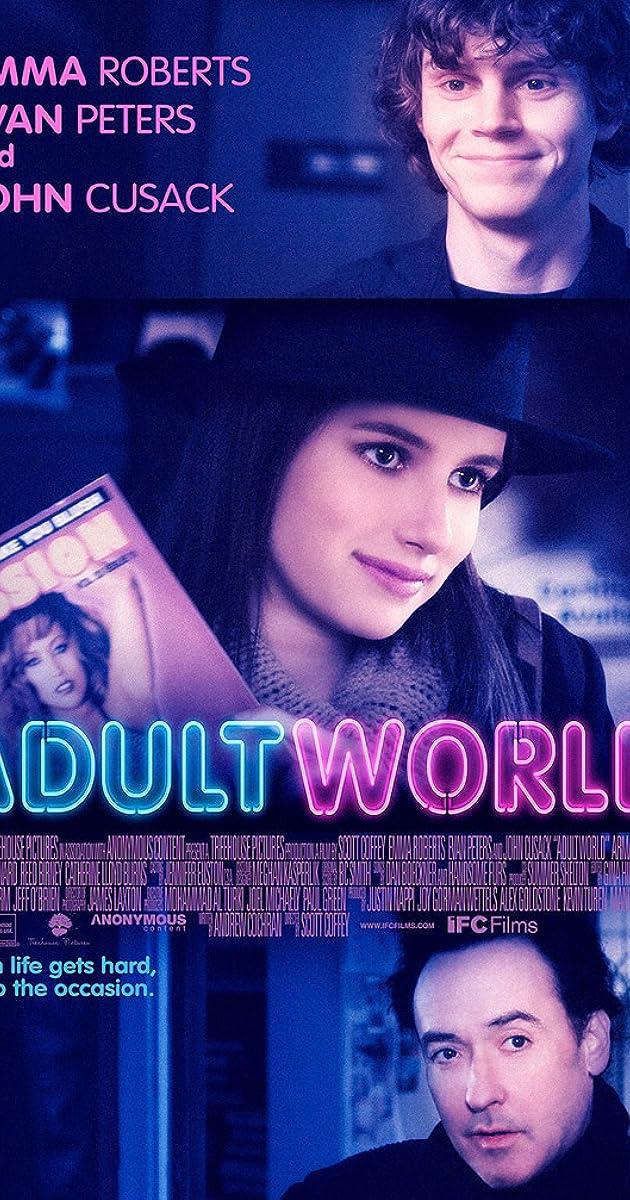 Adult World Legendado