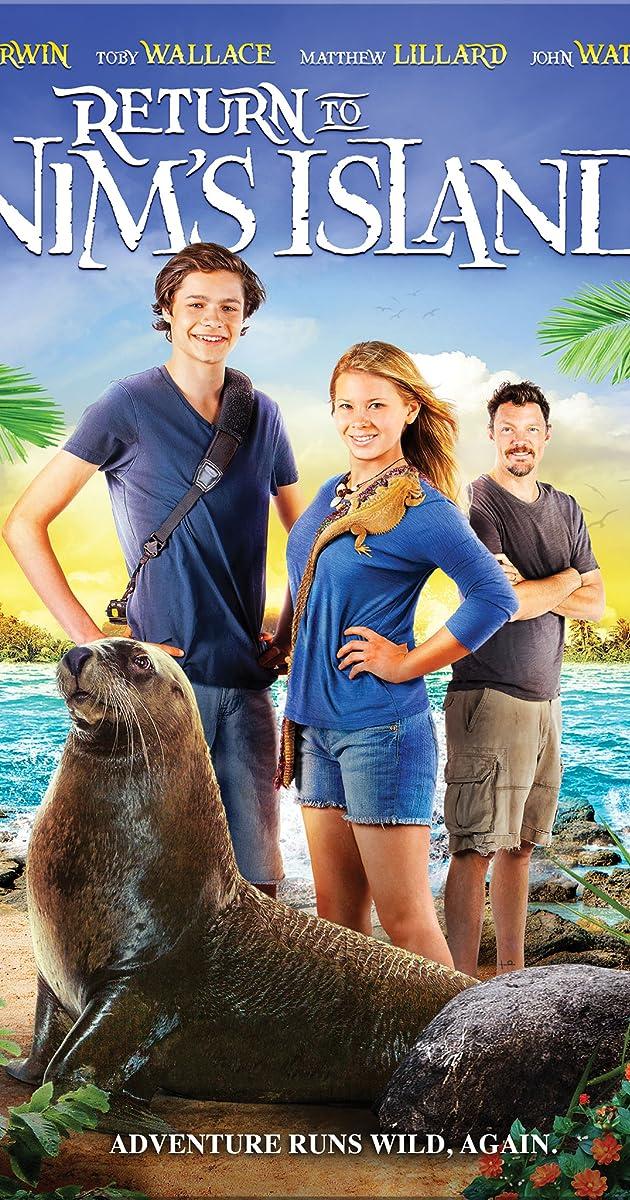 Return to Nims Island (2013) Bluray 720p 1080p
