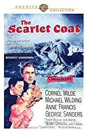 The Scarlet Coat (1955) Poster - Movie Forum, Cast, Reviews