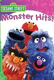 Sesame Songs: Monster Hits! Poster