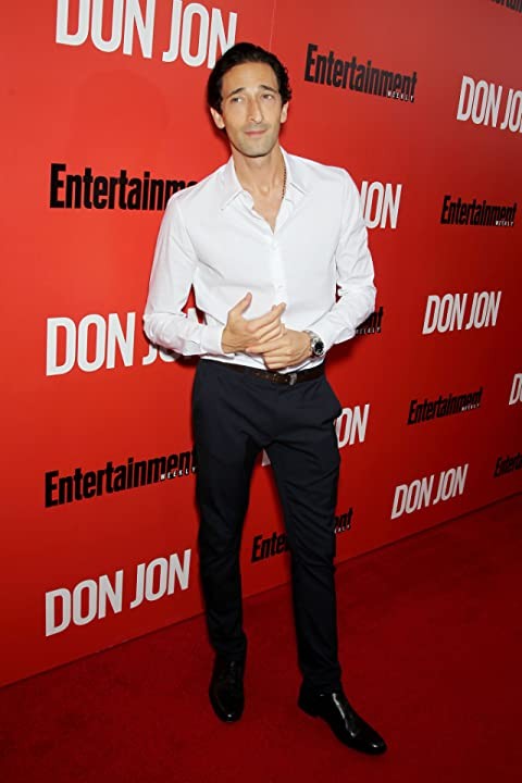 Adrien Brody at an event for Don Jon (2013)