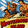 Richard Crane and Karen Randle in Mysterious Island (1951)