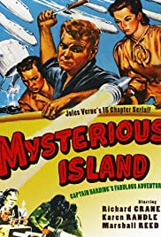 Mysterious Island (1951) Poster - Movie Forum, Cast, Reviews