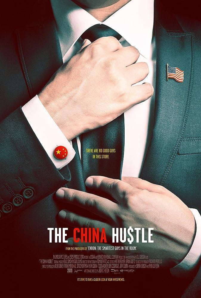 دانلود زیرنویس فارسی فیلم The China Hustle 2017