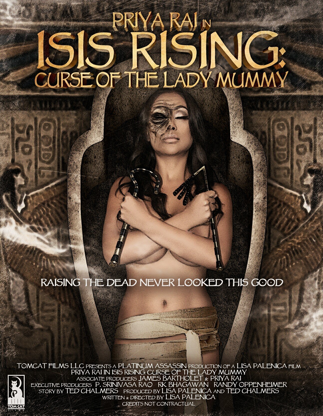 image Isis Rising: Curse of the Lady Mummy Watch Full Movie Free Online