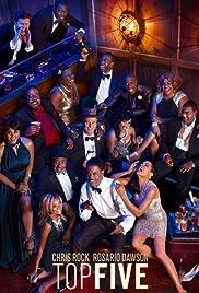 Top Five(2014) Poster - Movie Forum, Cast, Reviews