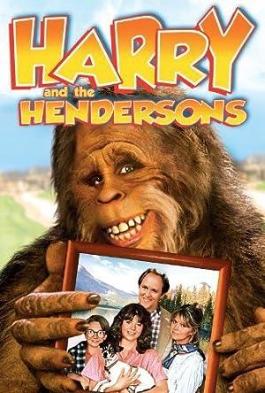Pie Grande y los Hendersons -