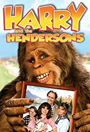 Harry and the Hendersons (1987) Poster - Movie Forum, Cast, Reviews