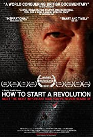 How to Start a Revolution (2011) Poster - Movie Forum, Cast, Reviews