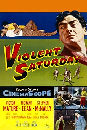 Permalink to Movie Violent Saturday (1955)
