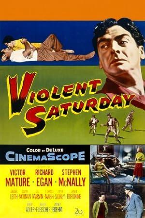 Violent Saturday (1955) Download on Vidmate