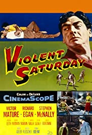 Watch Movie Violent Saturday (1955)