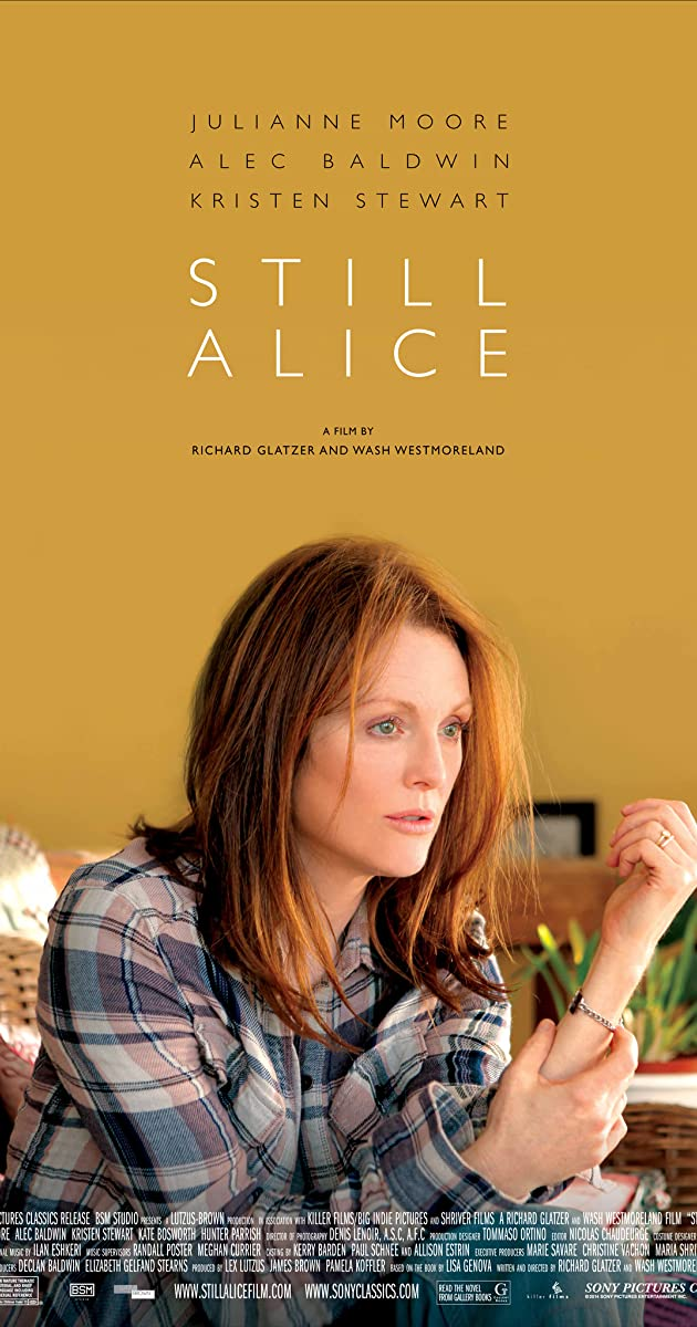 Still Alice' Explores Life Locked in the Mind of a Person With ...