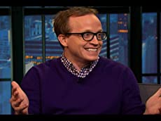 Comedian Chris Gethard Interview, Part 1