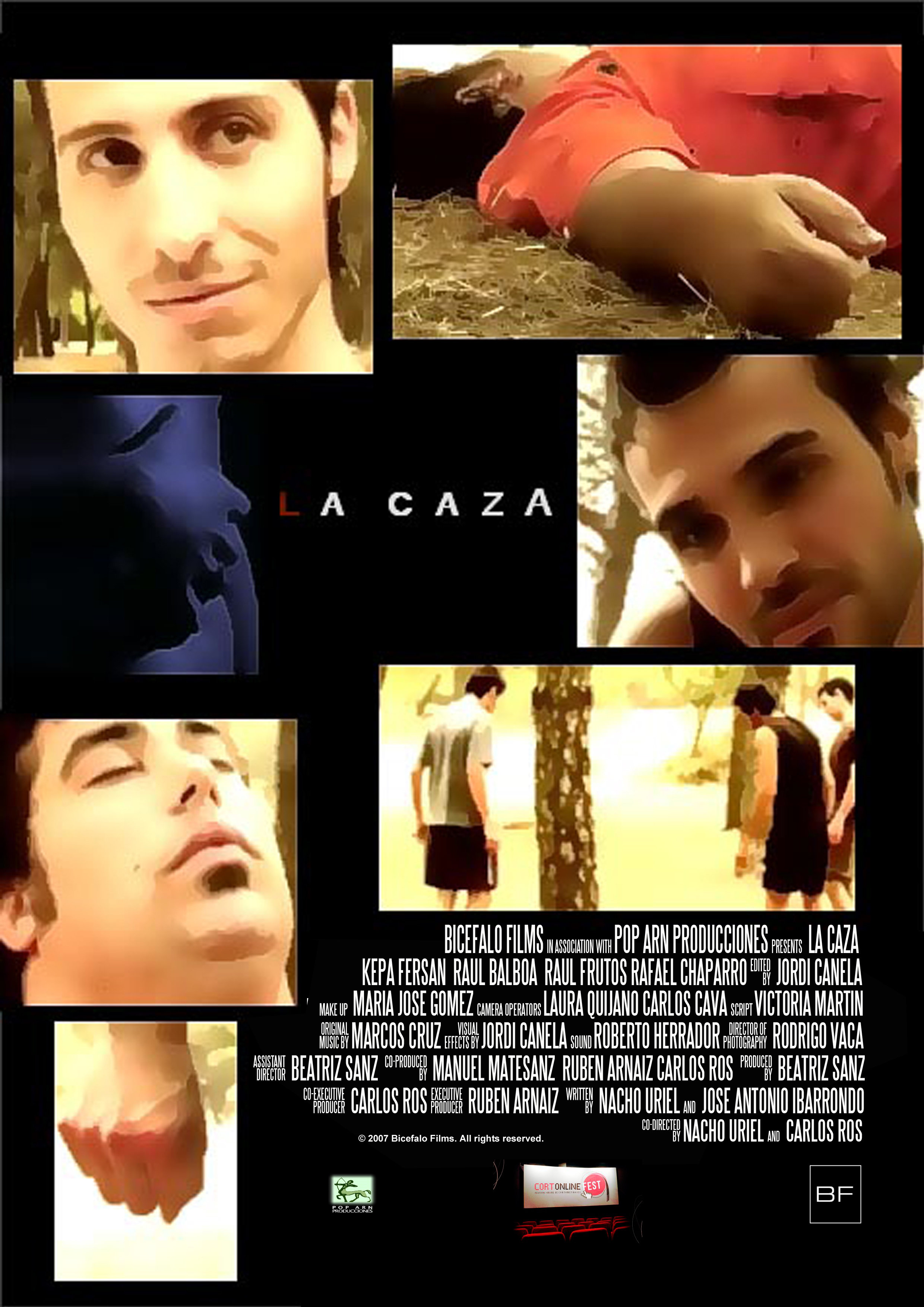 Image La caza Watch Full Movie Free Online