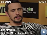 "The IMDb Studio -- Watch our interview with James Franco and Justin Kelly for the film ""I Am Michael,"" conducted on location in Park City, Utah from the IMDB & AIV Studio at Sundance 2015."
