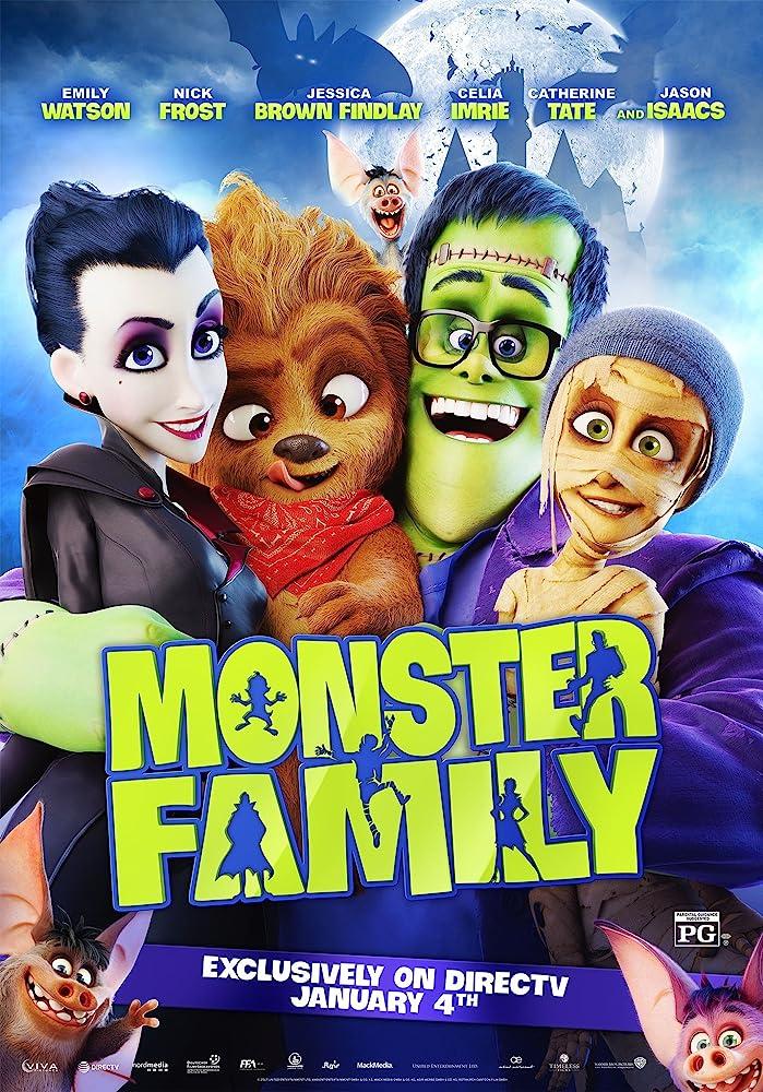 Happy Family BluRay