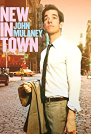 John Mulaney: New in Town (2012) Poster - TV Show Forum, Cast, Reviews