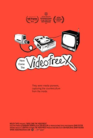 Here Come the Videofreex poster