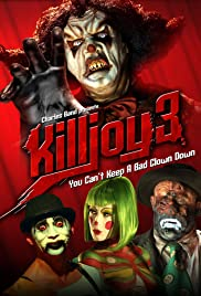Killjoy 3 (2010) Poster - Movie Forum, Cast, Reviews