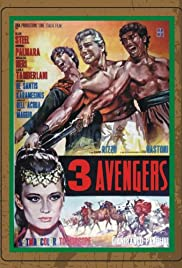 3 Avengers Poster