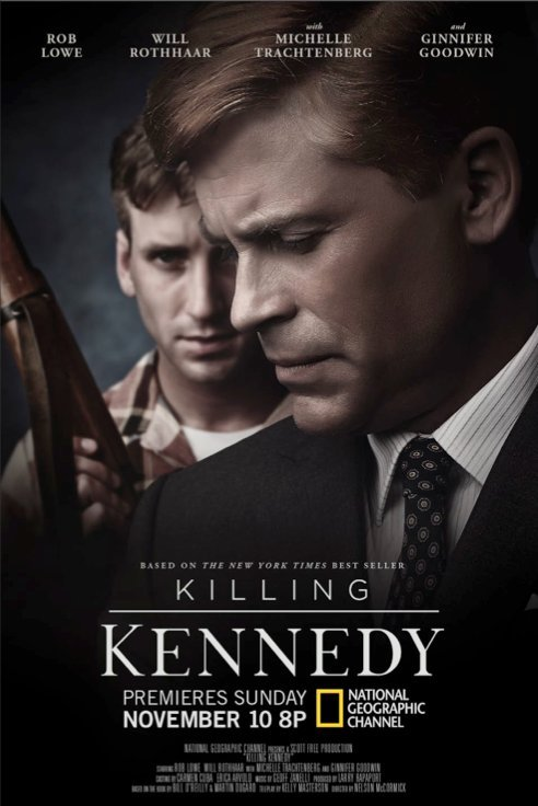 Killing Kennedy (2013) (TV) Watch Full Movie Free Online