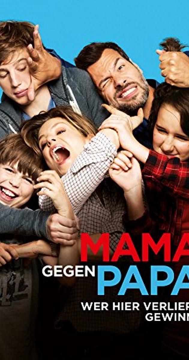 Prancūziškos skyrybos / Daddy or Mommy (2015)