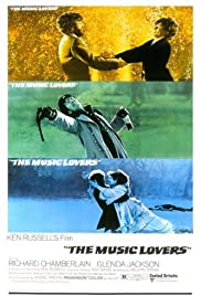 The Music Lovers (1971) Poster - Movie Forum, Cast, Reviews