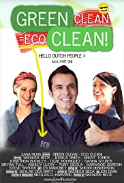 Green Clean: Eco Clean! Poster