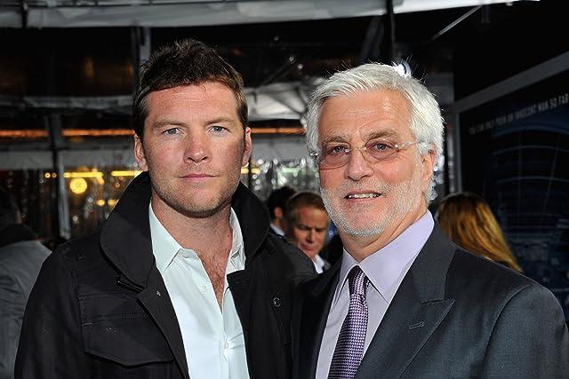 Sam Worthington and Rob Friedman at Man on a Ledge (2012)
