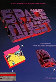 Space Quest, Chapter 1: The Sarien Encounter Poster