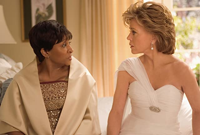 Jane Fonda and Wanda Sykes in Monster-in-Law (2005)