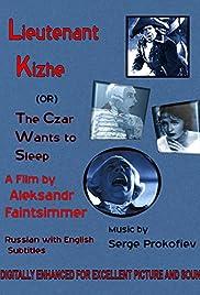 The Czar Wants to Sleep Poster