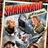 Julie McCullough, Rachel True, Zack Ward, and Jared Cohn in Sharknado: Heart of Sharkness (2015)