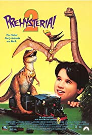 Prehysteria! 2(1994) Poster - Movie Forum, Cast, Reviews