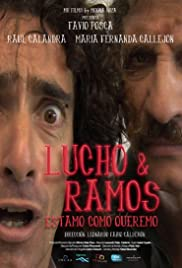 Lucho y Ramos Poster