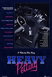 Heavy Petting (1989) Poster - Movie Forum, Cast, Reviews