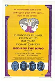 Oedipus the King (1968) Poster - Movie Forum, Cast, Reviews