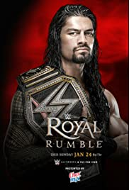 WWE Royal Rumble (2016) Poster - TV Show Forum, Cast, Reviews
