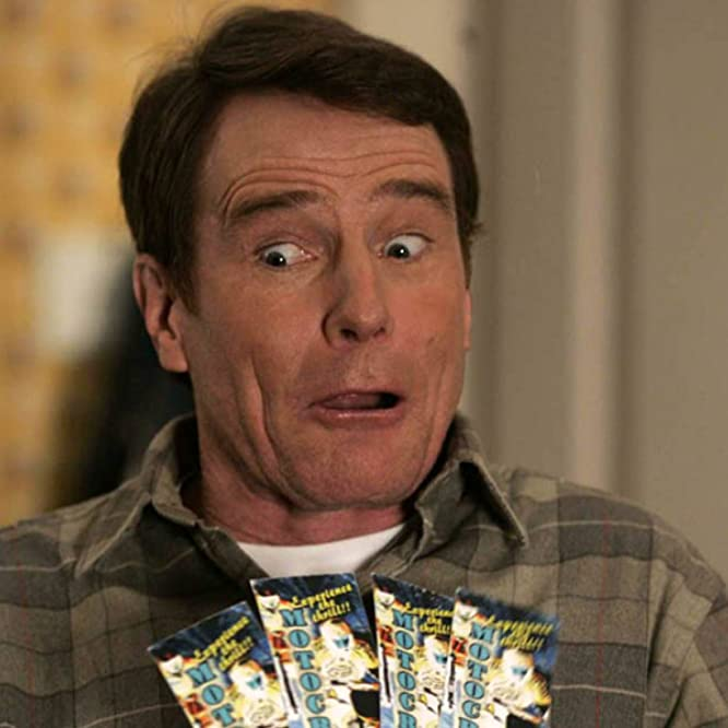 Bryan Cranston in Malcolm in the Middle (2000)