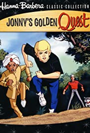 Jonny's Golden Quest Poster
