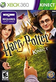 Harry Potter for Kinect Poster