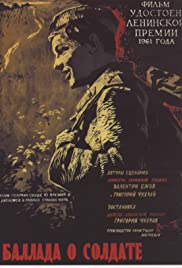 Ballad of a Soldier (1959) Poster - Movie Forum, Cast, Reviews