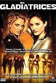 Les gladiatrices: Blondes vs brunes Poster