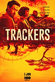 Trackers poster