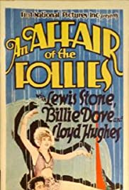 An Affair of the Follies Poster