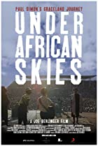 Under African Skies (2012) Poster
