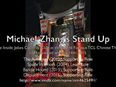 Michael Zhang's Stand Up 2015